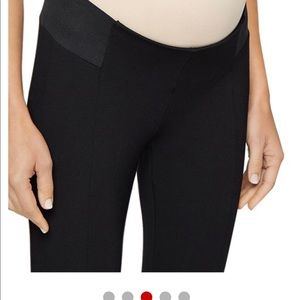 A Pea in the Pod Maternity Stretch Pull on Pants